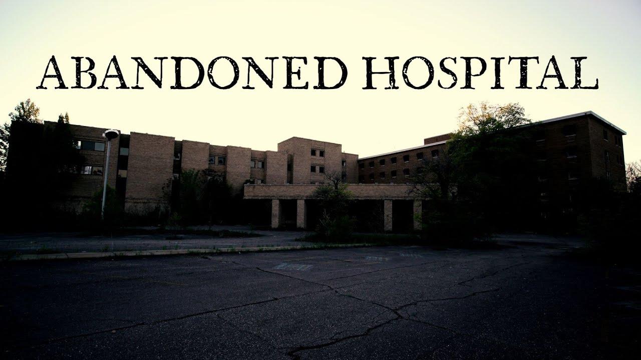 Exploring Creepy Abandoned Hospital