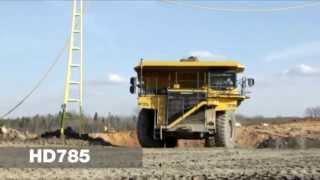 Caminhão Mecânico HD785-7 | Komatsu