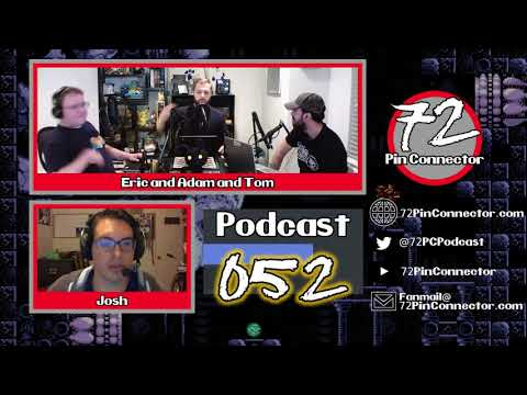 72 Pin Connector Podcast - Level 052