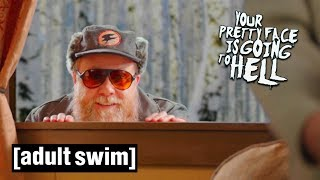Your Pretty Face Is Going To Hell | Ein Bombenbraten | Adult Swim