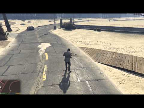GTA 5 PC GamePlay AMD Radeon R9 200 Series 3GB 384bt