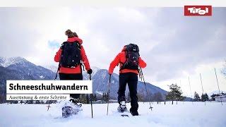 Schneeschuhwandern in Tirol – Winterwandern ⛷
