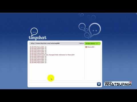 [VA] Eigenen Chatroom Erstellen (CHG) Mit Besserer URL