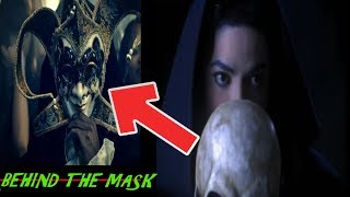 Michael Jackson is Behind the MASK
