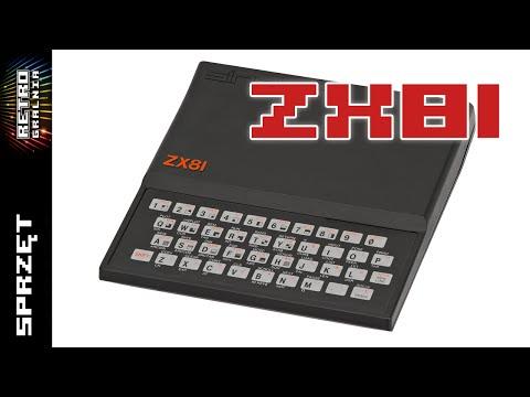 Sinclair ZX81 - Gry na 1 KB RAM - Protoplasta Spectrum  - GamePlay