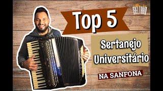 Baixar TOP 5 SERTANEJO UNIVERSITÁRIO NA SANFONA