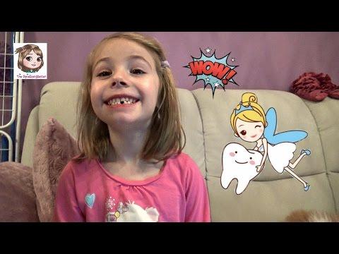 DIE ZAHNFEE WAR DA ! 🌟 Hannahs erster Wackelzahn ist rausgefallen! | Hannah Spezial