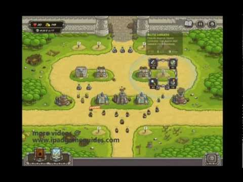 how to win stormcloud temple on kingdom rush