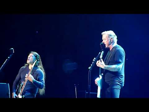 Metallica - Head Injury - Chris Cornell Tribute - Forum - Inglewood - 1-16-2019