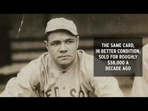 Kenny Young - Babe Ruth Rookie Card Found At Estate Sale Sells For Big $$$