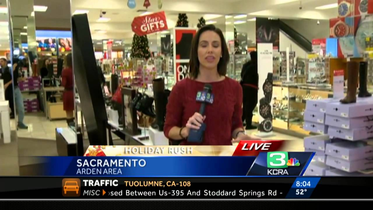 kcra arden fair stores open early for christmas 2014 - Stores Open On Christmas 2014