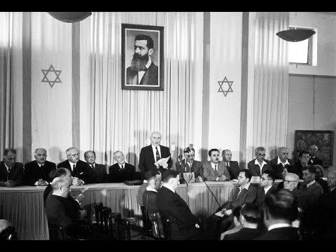 From a Zionist Youth to Outspoken Critic of a Jewish State  - Michael Ratner on RAI Pt 2/7