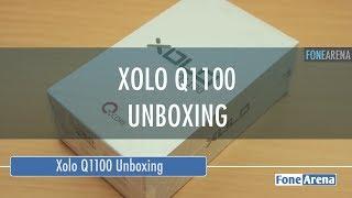 Xolo Q1100 Unboxing