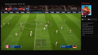 Peru final. Peru-alemania