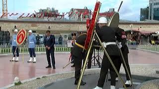 30 Ağustos Zafer Bayramı Taksim& 39 de Kutlandı