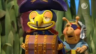 花童菲菲 | 海盜春花 | 兒童卡通 | 兒童影片