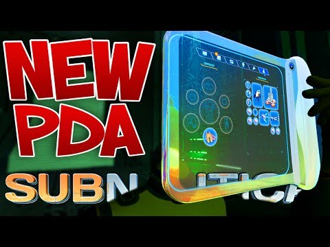 NEW SEA EMPEROR UPDATES! BRAND NEW PDA, PIPE Room! SUBNAUTICA NEWS AND UPDATES