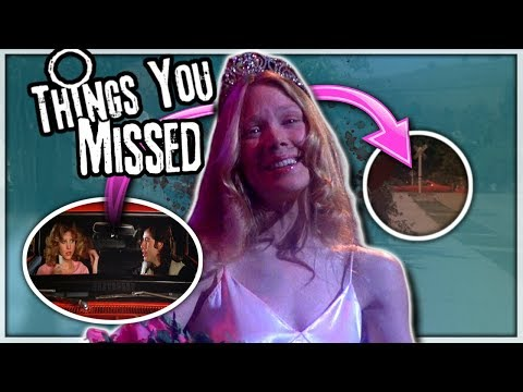 50 Things You Missed in Carrie (1976)