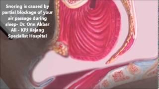 Dengkur Bawa Maut | Dr Vincent Tan.