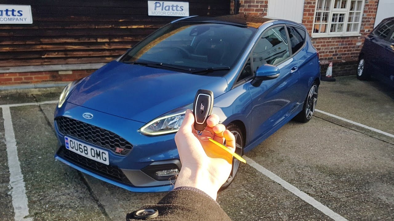 2019 Ford Fiesta St 3 In Depth Exterior And Interior Tour Exhaust Youtube