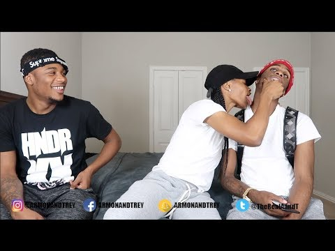 DIRTY TRUTH OR DARE!! W/ PERFECT LAUGHS!! *She gave me a hickey*