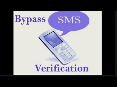 How To Bypass Mobile Phone Sms Verification In Android Latest 2019 Trick Uceh Youtube