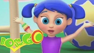 Bo En El IR! - Bo y el Ding-a-Ling | dibujos animados para los Niños
