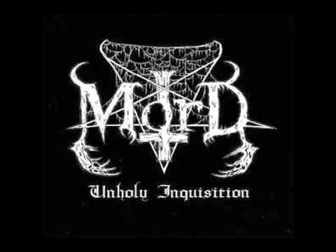 Mord - Inn I De Dype Skogers Favn Darkthrone Cover