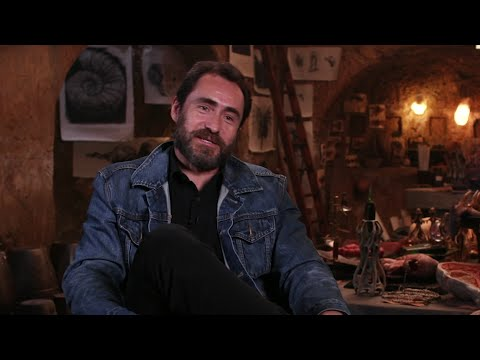 Demian Bichir's father taught him how to age gracefully