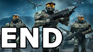 Halo Wars Walkthrough Ending - No Commentary Playthrough (Xbox 360)