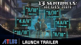 13 Sentinels: Aegis Rim – Launch Trailer   PlayStation 4