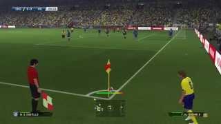 بيس15 الهلال والنصر بلايستيشن 4 الدوري السعودي|(PES 15 Al-Hilal VS Al-Nasser (PS4 2017 Video