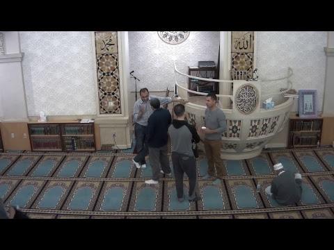 ICOI Ramadan 2018 Isha Taraweeh - 4th Night
