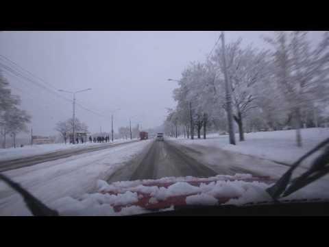 ветер зима фото