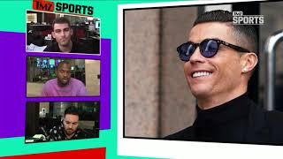 Cristiano Ronaldo Won't Be Charged In Vegas Rape Case | TMZ Sports