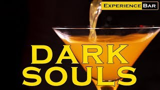 Estus, a Dark Souls cocktail