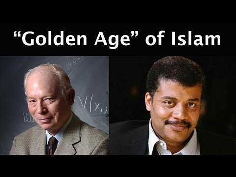 "Islam destroyed its own ""Golden Age"" - Neil deGrasse Tyson & Steven Weinberg Mp3"