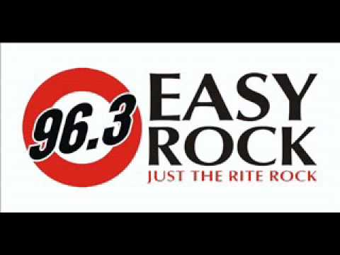 96.3 Easy Rock Manila Commercial December 1, 2015 (1)
