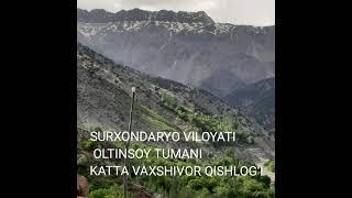 Surxondaryoning so'lim go'shalari- Katta Vaxshivor