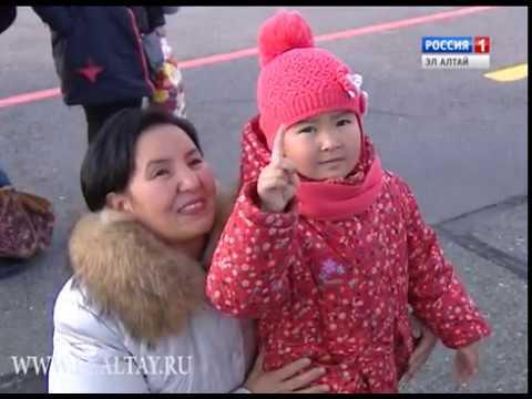 Аэропорт Горно-Алтайск - 5 лет
