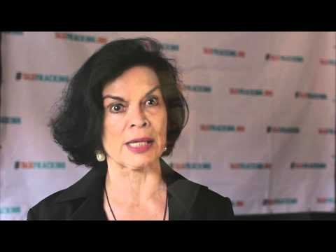 Bianca Jagger - Why We Need To Talk About Fracking