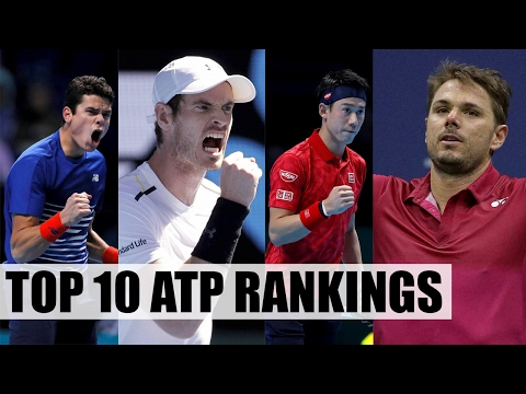 ATP rankings announce, Here are top 10 players | Oneindia News