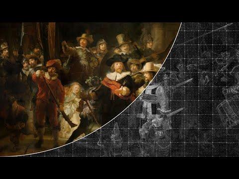 A Rembrandt Masterpiece's Violent History