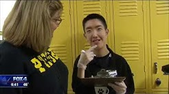 """Plano East Special Ed students become baristas for """"Panther Perks Coffee"""""""