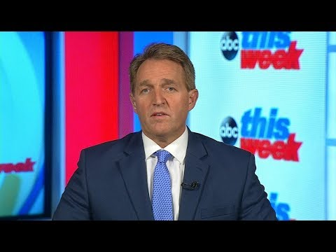 Flake says Trump's attacks on media comparable to Soviet Union Dictator Stalin