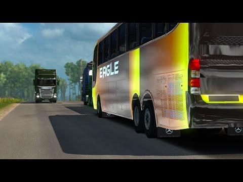Eagle Bus | Viva La France | Euro Trucks Simulator 2