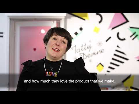 ERDF in Focus: London based fashion start up Tatty Devine