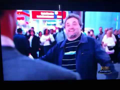 Joe Buck Runs Into Artie Lange