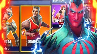 New SECRET SKINS Unlocked! New FREE SKINS + REFUND V-BUCKS Update! (New FREE FORTNITE Skins Update)