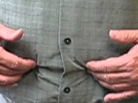Dr. Larry Caldwell - Acupressure Healing Point - Stomach 25